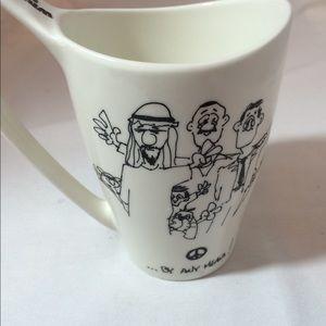 George Clooney Coffee mug